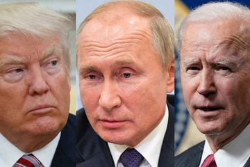 Tổng thống Nga Putin so sánh khác biệt giữa ông Biden và ông Trump