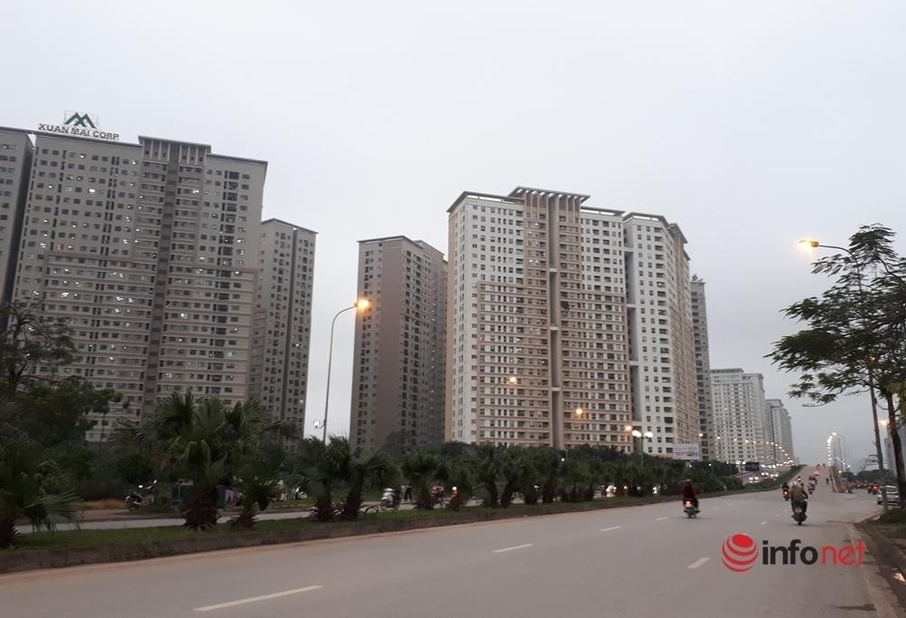 thị trường bất động sản,căn hộ dưới 2 tỷ đồng,chung cư Hà Nội