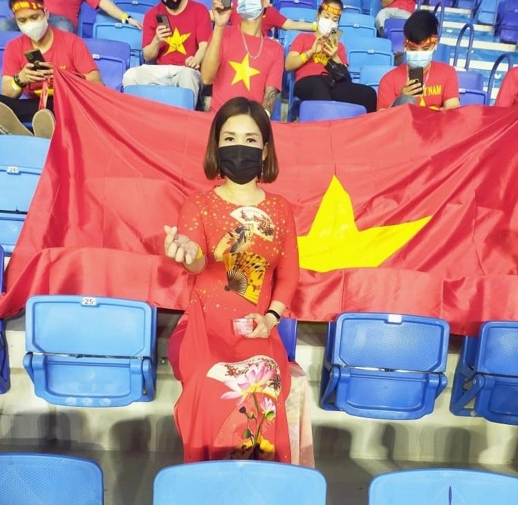 Vé dành cho CĐV Việt Nam trận gặp UAE ngày 15/6 đã bán hết
