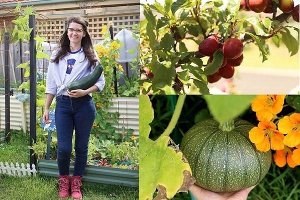 Khu vườn 'kỳ diệu' chữa lành vết thương thể chất và tinh thần của cô gái Australia