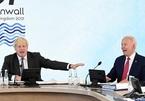 Ông Biden 'phá vỡ nghi thức Hoàng gia Anh' tại Hội nghị thượng đỉnh G7