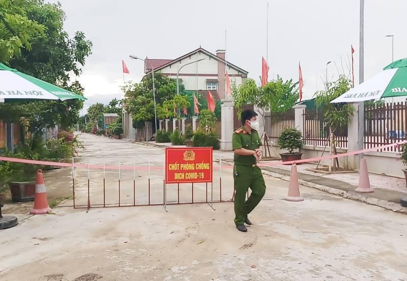 Covid-19,Hà Tĩnh
