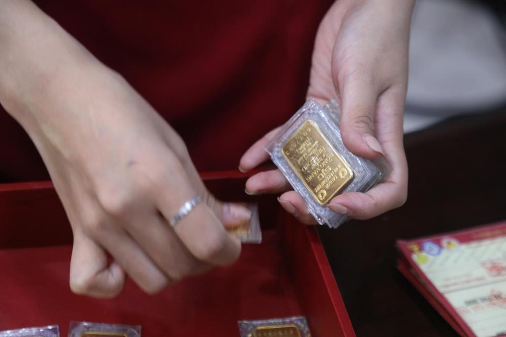 Giá vàng,Giá vàng hôm nay,Dự báo giá vàng