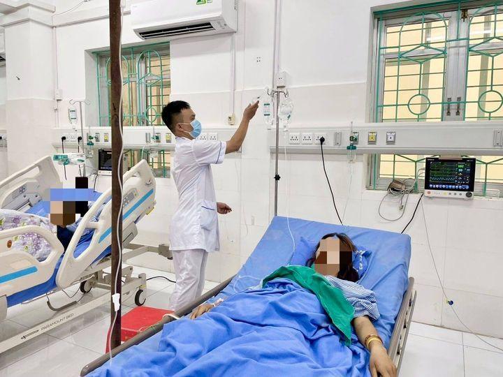 sản phụ,chửa ngoài tử cung,tai biến sản khoa,bác sĩ,bệnh nhân