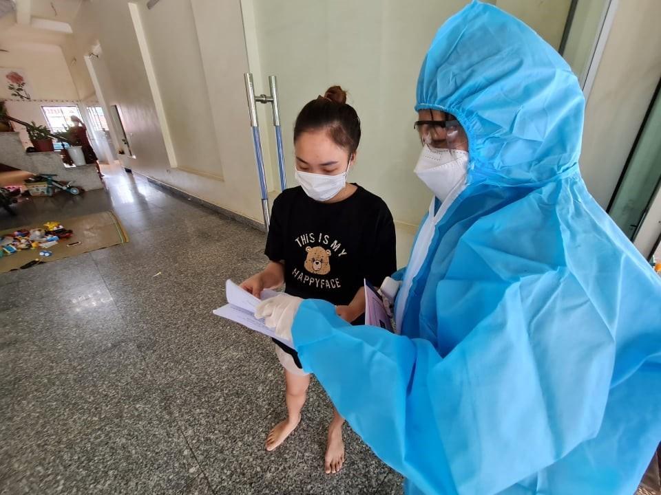 Hiệu quả từ mô hình tổ COVID cộng đồng ở Bắc Giang