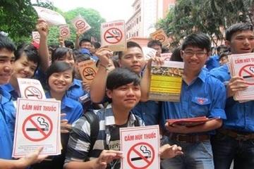 Hòa Bình: Tăng cường tuyên truyền tác hại của thuốc lá học đường
