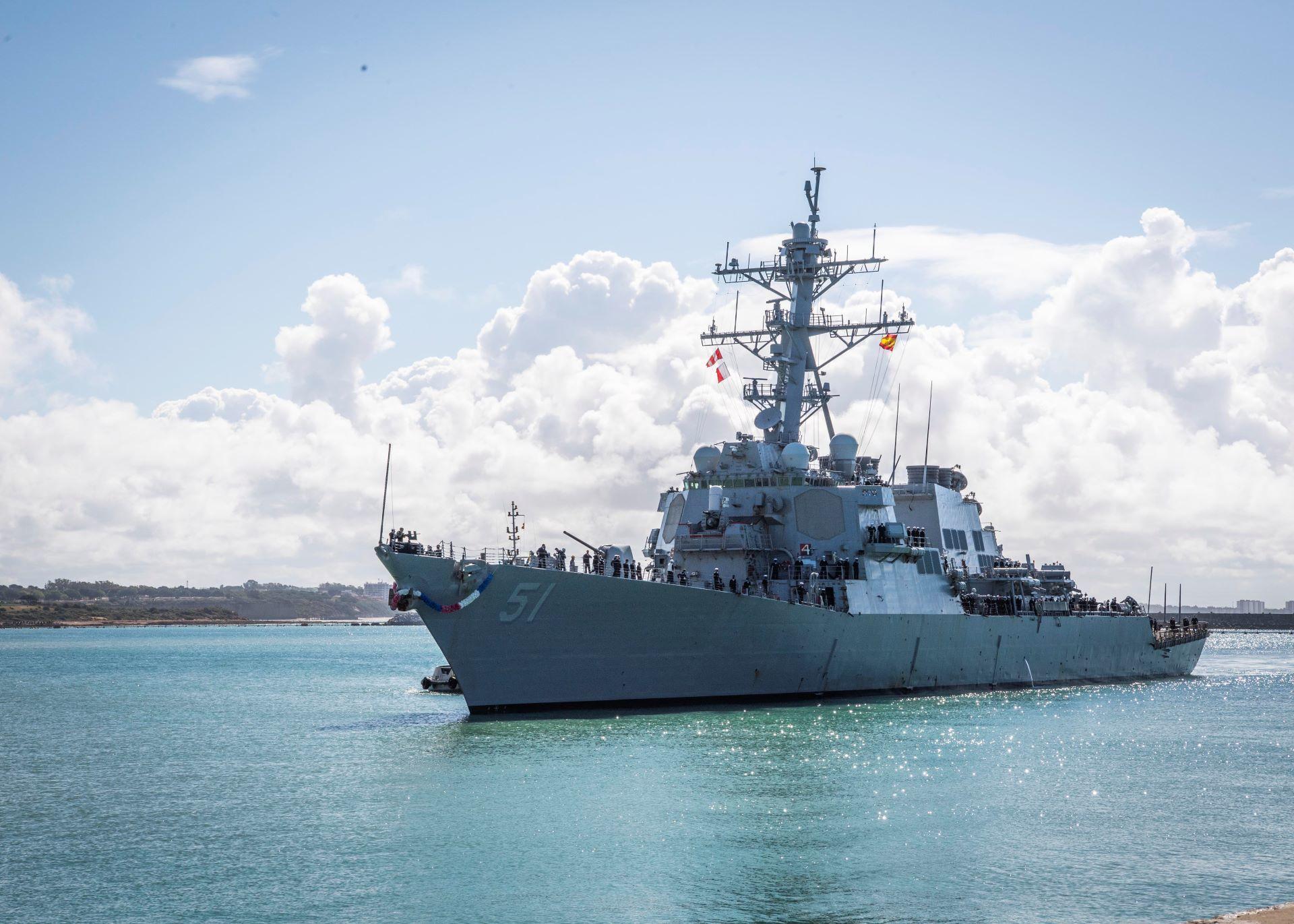 Mỹ cần tàu khu trục mới để theo kịp tàu type 055 của Trung Quốc?