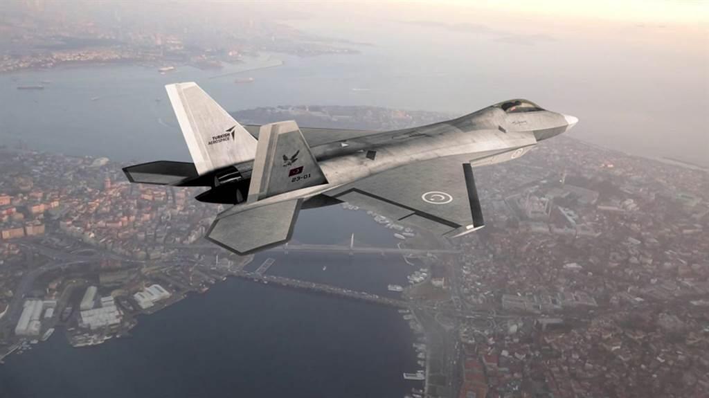 Thổ Nhĩ Kỳ,Mỹ,tiêm kích thế hệ 5,TF-X,F-35