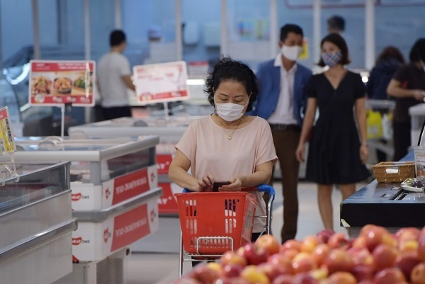 Đề xuất tiêm vắc xin sớm cho lao động ngành bán lẻ