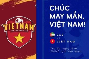 MXH không còn gì hot hơn trận Việt Nam với UAE, hãy xem có gì độc lạ!
