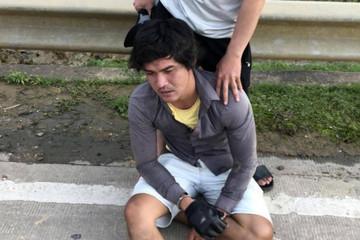 Thanh niên 'thông chốt' kiểm soát dịch trên đèo Lò Xo, tấn công 2 cảnh sát