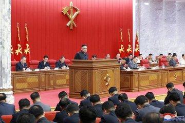 Ông Kim Jong-un thừa nhận Triều Tiên 'căng thẳng' về lương thực