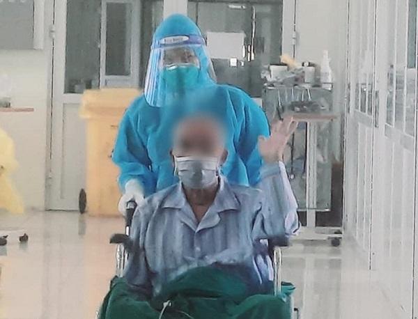 Covid-19,Hà Nội,bệnh nhân,dương tính,khỏi bệnh