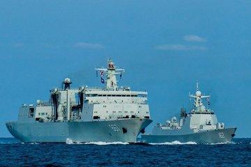 Mỹ tung thêm chiêu ngăn hải quân Trung Quốc lộng hành