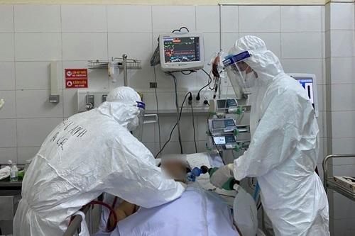 Covid- 19,dịch Covid-19,tử vong do Covid-19,bệnh nhân,bác sĩ