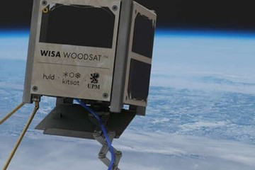 Vệ tinh làm từ gỗ hoạt động ngoài không gian, điều chưa từng có từ trước đến nay