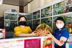 Người dân Nghệ An chung tay, cả trăm tấn vải thiều Bắc Giang hết vèo
