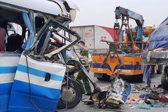 Nghệ An: 5 tháng đầu năm, 93 người thương vong vì tai nạn giao thông