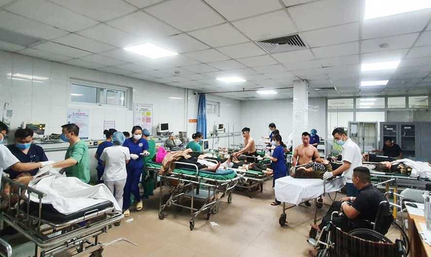 tai nạn giao thông,Nghệ An