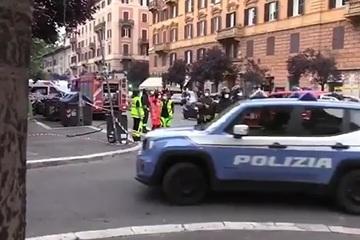 Suýt xảy ra đánh bom ở Italy trước trận đấu thuộc giải Euro 2020