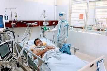 Mô hình điều trị bệnh nhân Covid-19 'có một không hai' ở Bắc Giang