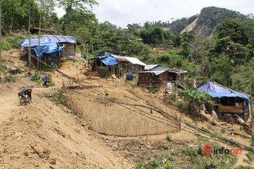 Khẩn trương dựng nhà cho người dân vùng sạt lở Phước Sơn trước mùa mưa bão