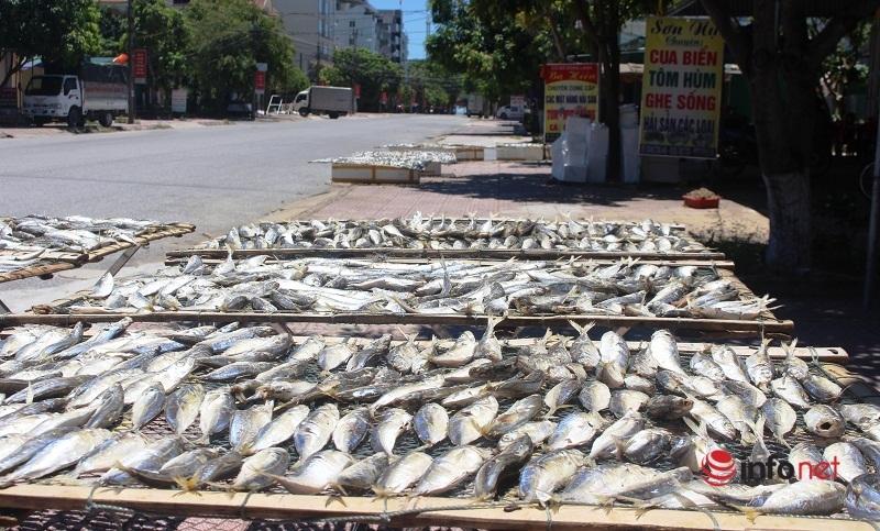 Mùa cao điểm du lịch, phố biển Cửa Lò vẫn vắng tanh, hải sản ế ẩm chưa từng có