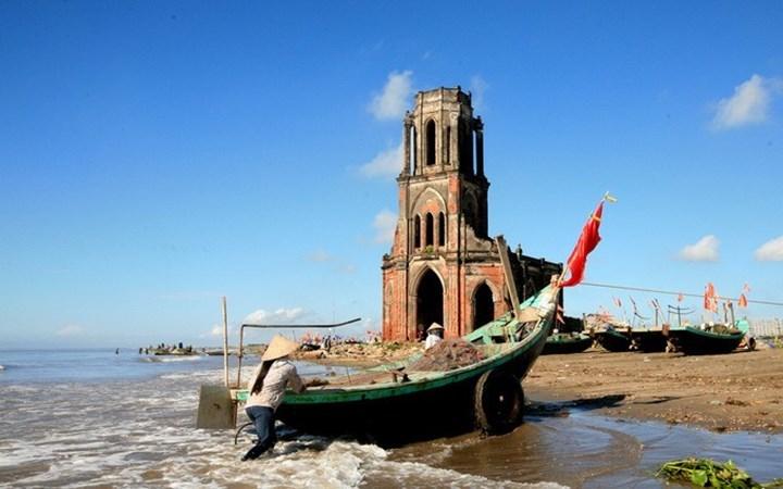 Nam Định,cấm biển,cấm khu du lịch