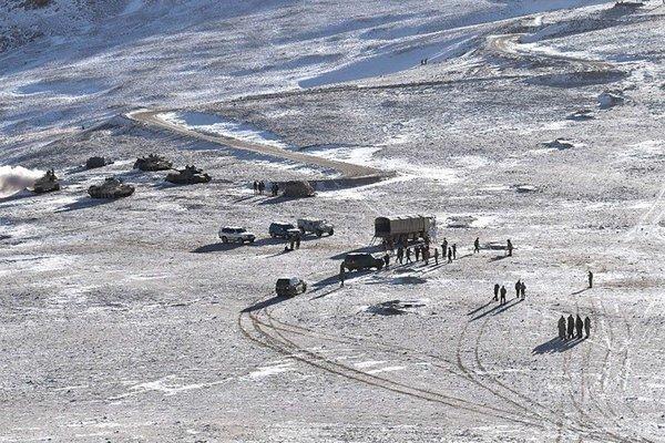 Nguy cơ đụng độ ở biên giới Trung - Ấn vẫn hiện diện