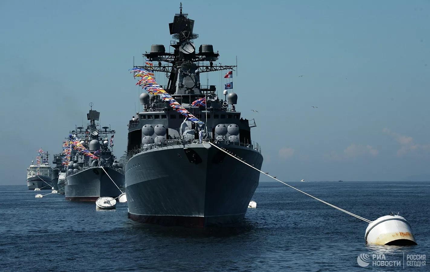 Thực hư 'tin đồn' tàu chiến Nga tiếp cận căn cứ hải quân lớn nhất của Mỹ