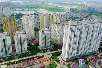 Có dưới 2 tỷ đồng mua chung cư các khu vực nào ở Hà Nội?