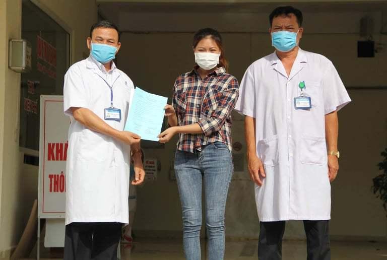 Đắk Lắk: Nữ giáo viên nhiễm Covid-19 liên quan nhóm truyền giáo Phục Hưng được xuất viện