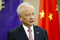 Đại sứ Trung Quốc ở Mỹ về nước sau 8 năm làm việc 'đầy sóng gió'