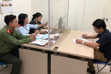 Nam thanh niên Hà Nội đăng tải trên facebook sai sự thật về bầu cử bị phạt 7,5 triệu đồng