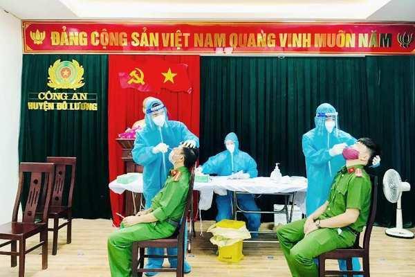COVID-19,Nghệ An
