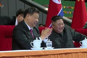 Trung – Triều đẩy mạnh hợp tác, tăng khả năng đối phó với Mỹ