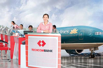 Techcombank và Vietnam Airlines, từ đối tác chiến lược đến lạnh lùng đường ai nấy đi