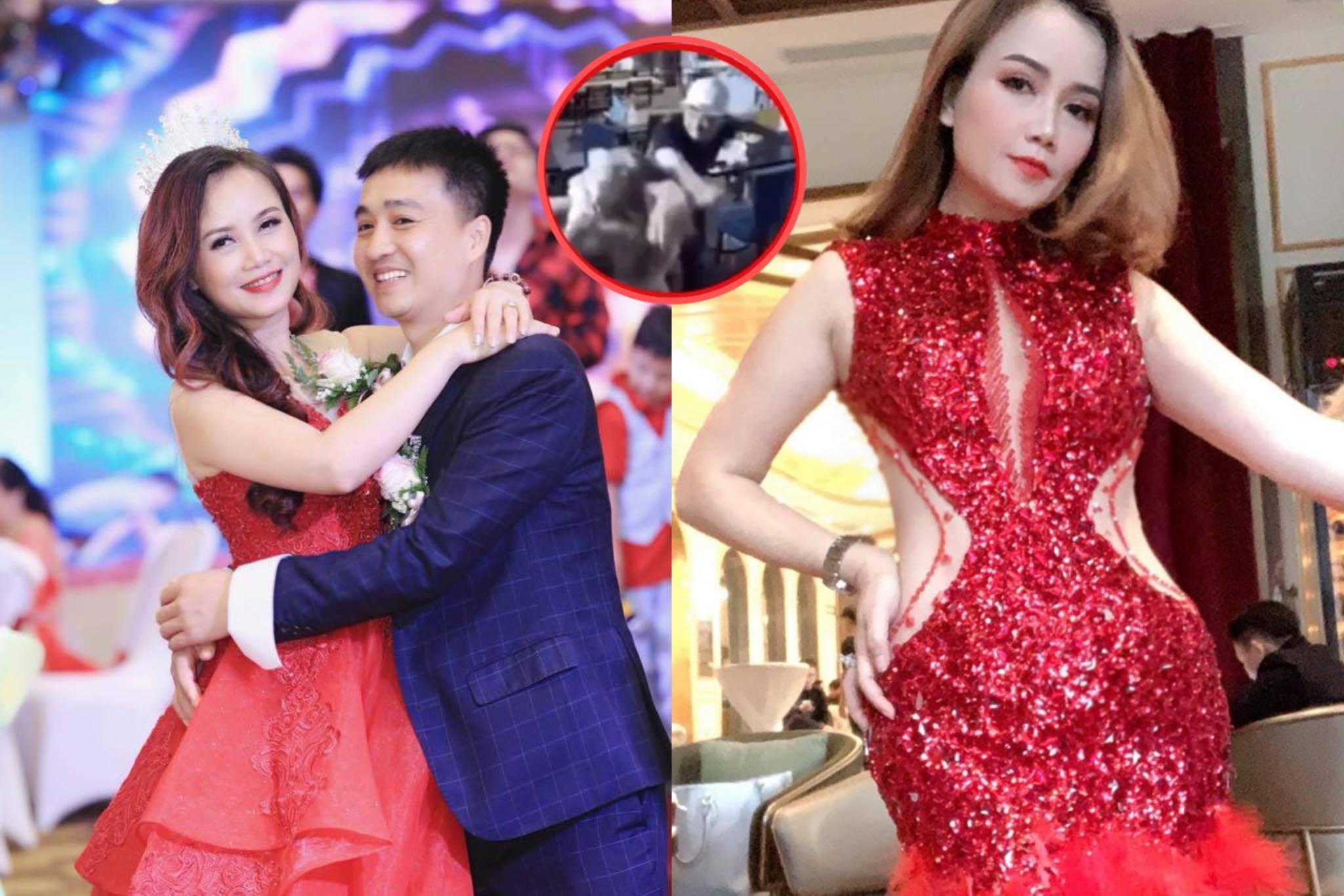 Hoàng Yến bị chồng cũ đánh chảy máu mũi: Người đàn ông này là ai?