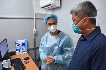Bộ Y tế hỗ trợ Đồng Nai 1 hệ thống ECMO