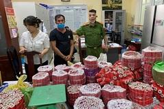 Công an Hải Phòng bắt giữ đối tượng bán ma túy đổi lấy pháo nổ