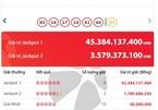 Cùng trúng Jackpot 2, người chơi ở Hà Nội và Bình Dương phải 'cưa đôi' tiền tỷ Vietlott
