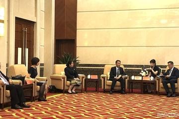 Thúc đẩy hợp tác toàn diện giữa châu Hồng Hà, Trung Quốc và các tỉnh biên giới Việt Nam