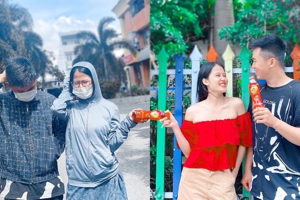 Netizen cười 'bay màu' với bản rap dizz 'Nóng trong người' của 'vợ chồng' chị Ca Nô