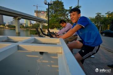 Hà Nội mở cho người dân tập thể thao ngoài trời, sân golf từ 0h đêm 26/6