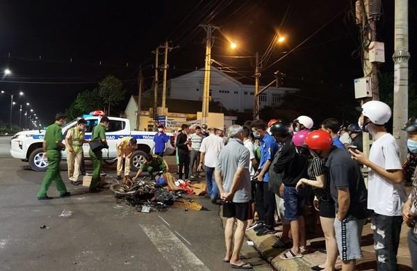 Đắk Lắk: Gây tai nạn chết người, tài xế đến công an phường trình diện