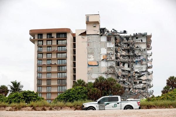 Israel gửi quân đội đến Mỹ để hỗ trợ sau vụ sập tòa nhà ở Florida