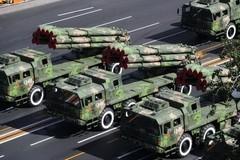 Choáng với sức mạnh pháo phản lực PHL-03 của Trung Quốc