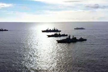 Nga luyện tập chiến thuật tấn công tàu sân bay để làm gì?