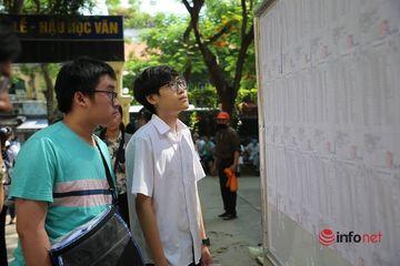 Điểm chuẩn vào lớp 10 tại Hà Nội năm nay có tăng?