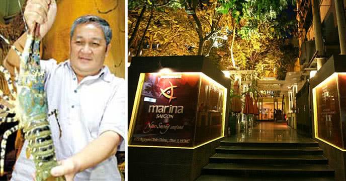 nhà hàng Ngọc Sương,đại gia Trần Anh Dũng,Sacombank